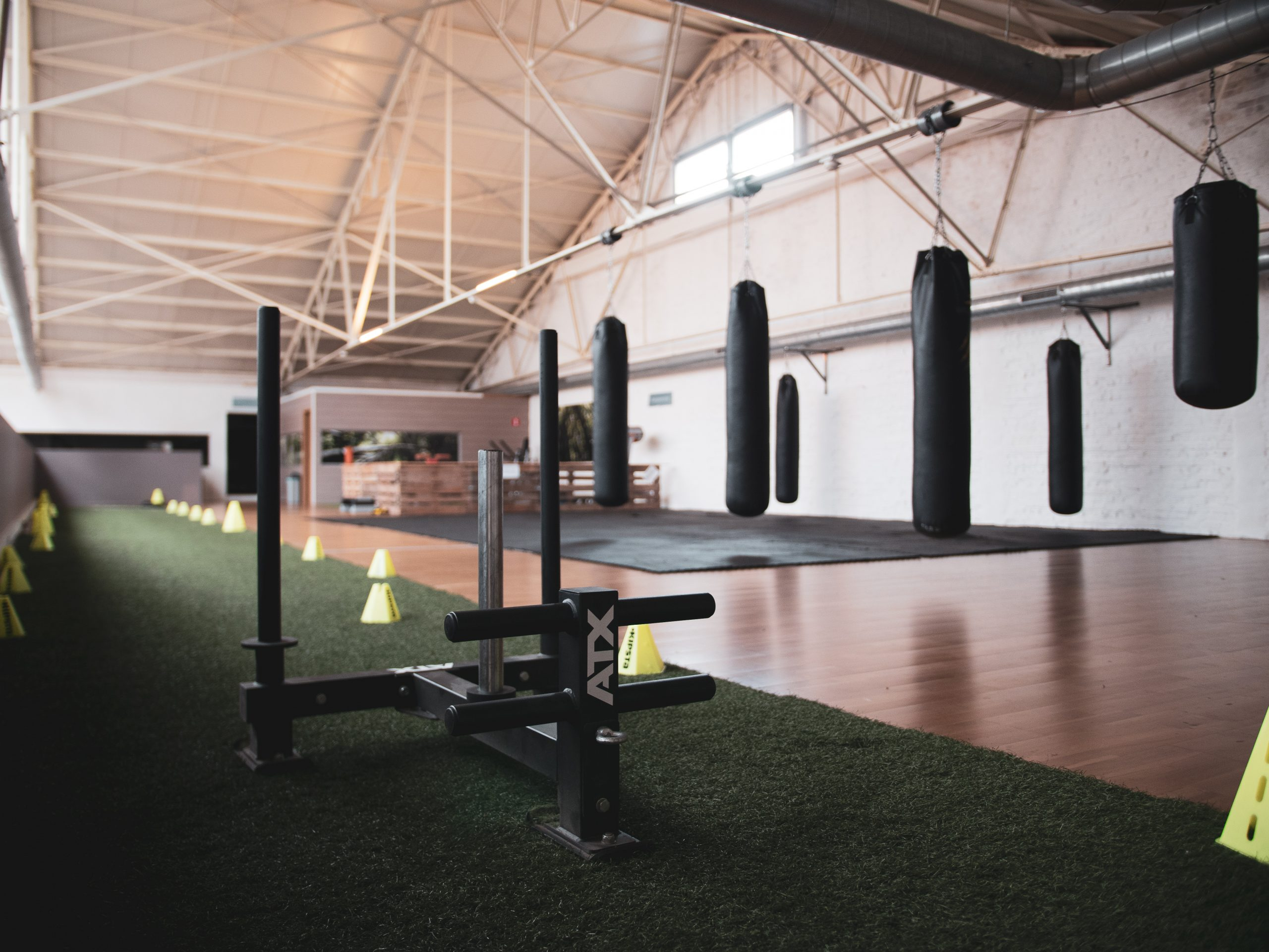 crossfit andboxing zone